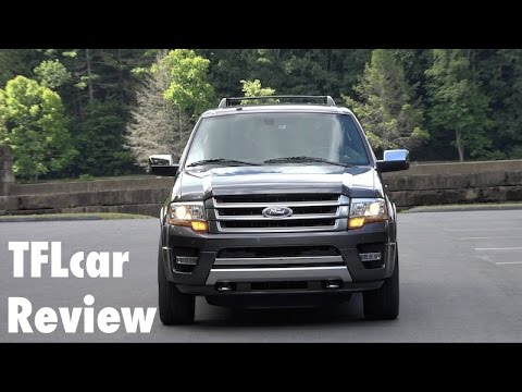2015 Ford Expedition Car Review Video