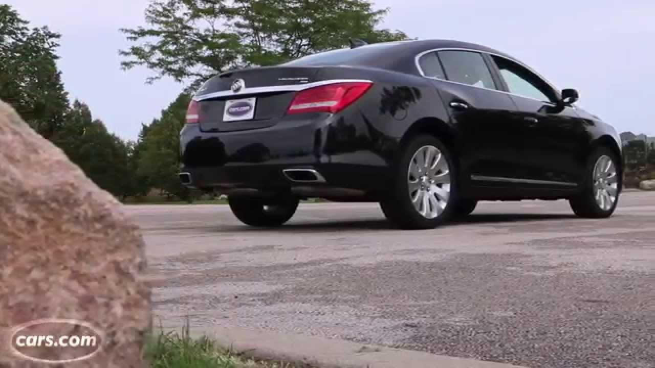 2015 Buick Lacrosse Car Review Video