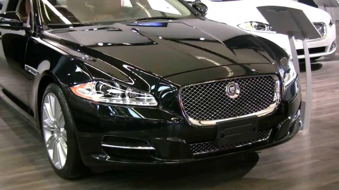 Jaguar XJL Car Review Video Texas - 2015 jaguar