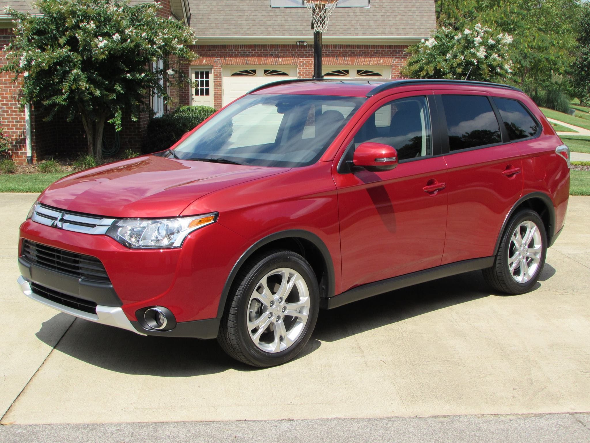 2015 Mitsubishi Outlander Car Review Video TX