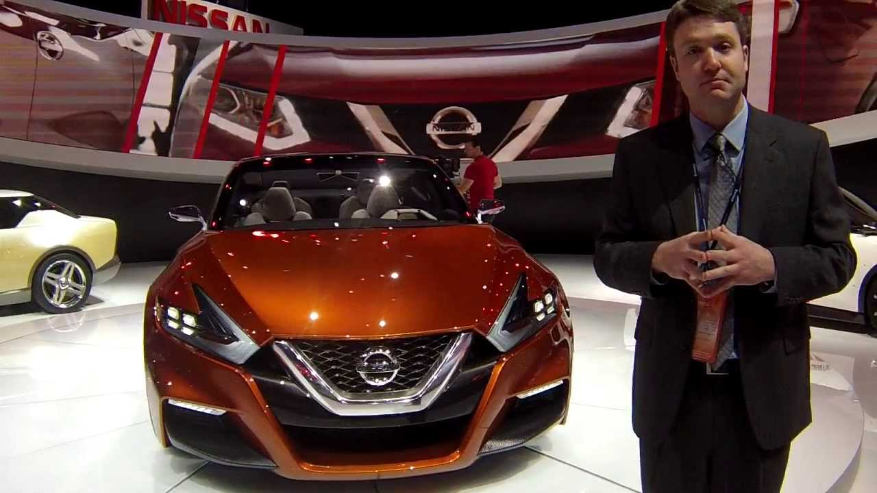 2015 Nissan Maxima Car Review Video Tour