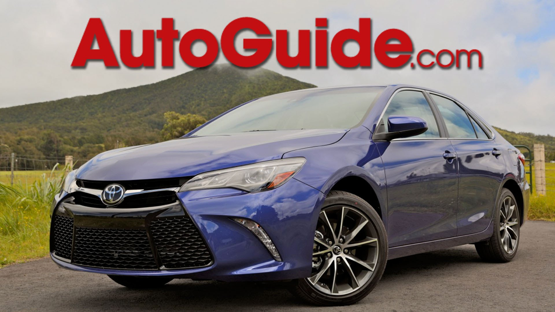 2015 Toyota CAMRY Car Review Video Texas