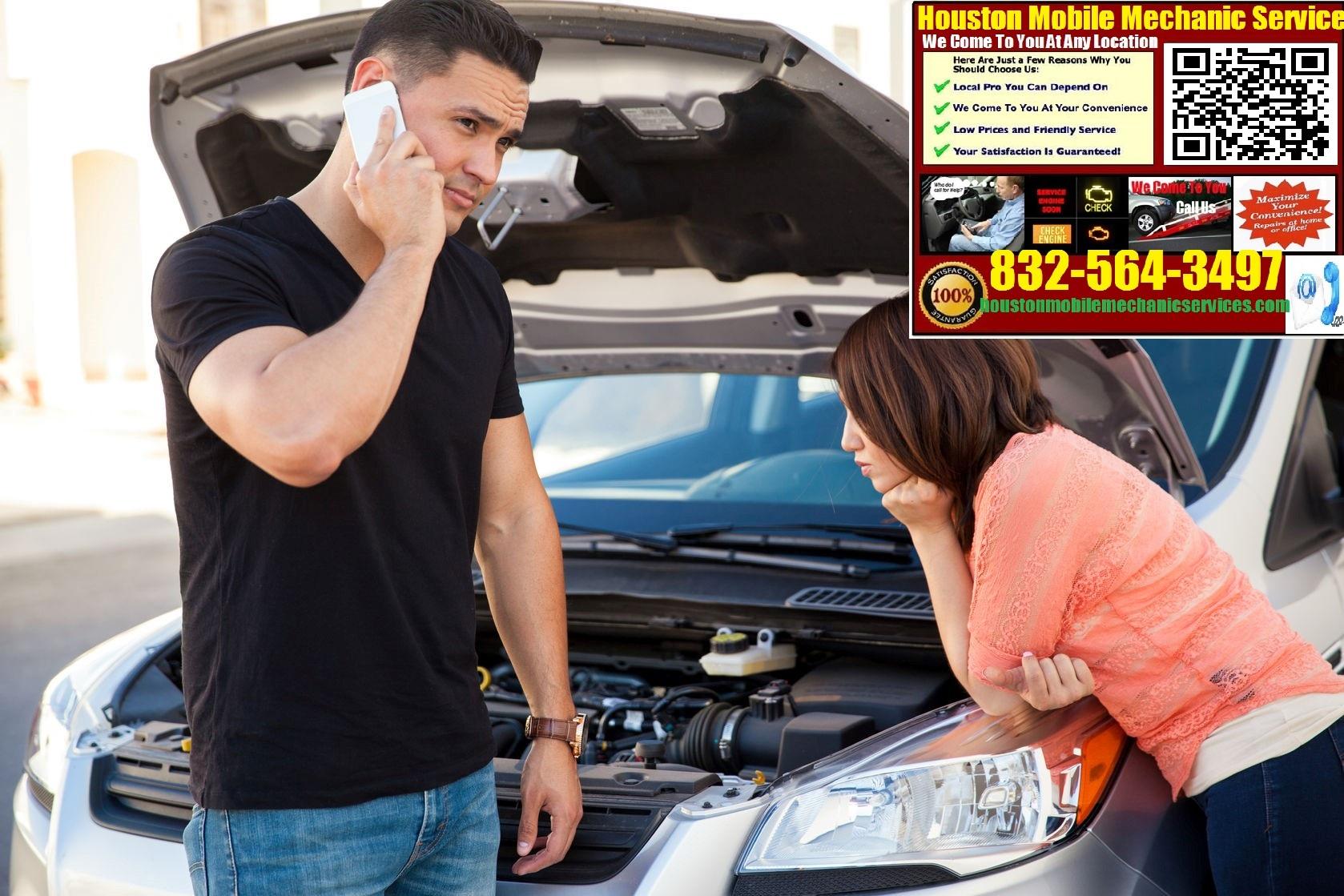 Mobile Mechanic Houston TX Auto Car Repair Service Shop ...